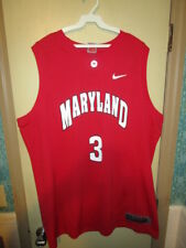 University of Maryland Double Extra Large Basketball Jersey by Nike Elite