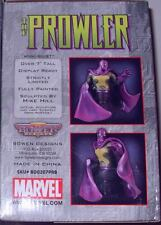 PROWLER  BUST BY BOWEN DESIGNS , NEW MINT BOXED SPIDERMAN VILLIAN