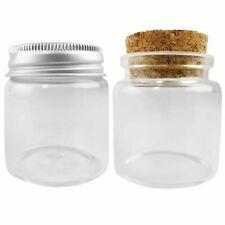 Glass Bottle Wedding Favours Jars PREMIUM HIGH QUALITY BOROSOLICATE Jelly Beans