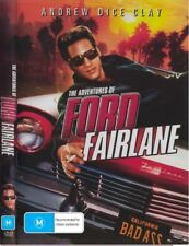 THE ADVENTURES OF FORD FAIRLANE - DVD - UK Compatible - sealed
