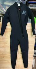 Womans 7mm BearSkin Small Wetsuit - Front Zipper & Back pad