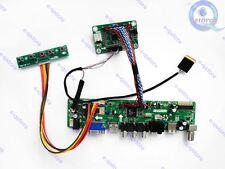 HDMI VGA AV USB LCD Control Board Converter kit for eDP B156XTK01.0 B156XTK01 .0