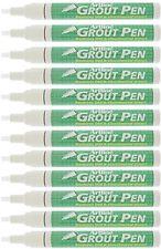 Artline EK419 White Grout Pen Tile Marker - Pack 12