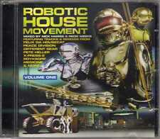 Compilation - Robotic House Movement Vol 1 - CD - 2002 - House