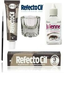 RefectoCil Professional Intensive Eyelash Eyebrow Dye Tint or Lash Kit Tinting