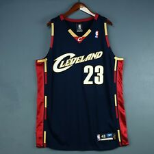 100% Authentic Lebron James Vintage Reebok Cavaliers Jersey Mens Size 48