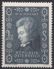 Österreich 1956 ANK 1033 / Michel 1024 Wolfgang Amadeus Mozart postfrisch