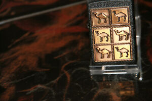 zippo camel  black crackle renamed camel herd mit box
