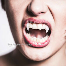 Vampire Fangs Custom Fit Teeth Halloween Fancy Dress Dracula Caps Thermal Putty