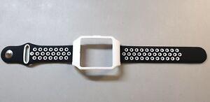 Sony SmartWatch 3 SWR50  WHITE Housing & White Dots Silicone Strap