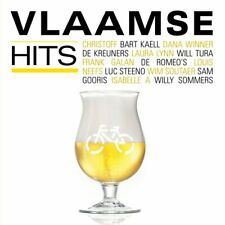 2 CD  - VLAAMSE  HITS - BART KAELL / WILLY SOMMERS / FRANK GALAN  (NEW / SEALED)