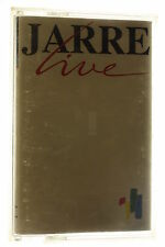 Jarre Live by Jean Michel Jarre (1994) (Audio Cassette)