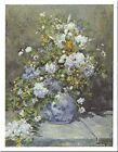 Vase of Flowers (Grande Vaso Di Fiori) by Pierre-Auguste Renoir 20x16 Art Print