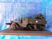 Editions ATLAS collections - 1/43ème - Halftrack Gun Motor Carriage M16