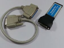 Express CARD 1 PORT CONTROLLER PARALLELA #h602