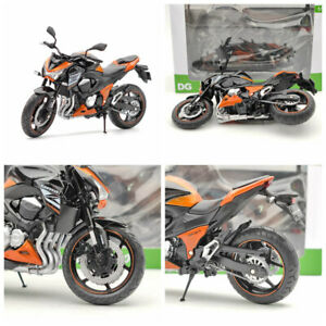 1/12 Motorcycle Kawasaki Z800 ZX-6R Diecast Model Toys Collection Gift SportBike