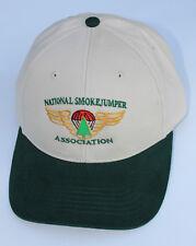 National Smokejumper Association logo cap