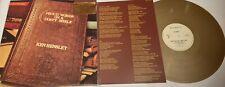LP KEN HENSLEY Proud Words.....(Re) GOLD VINYL - MOVLP 2744 (URIAH HEEP) & Bonus
