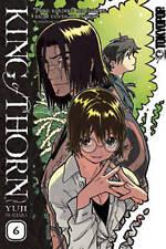 King of Thorn Volume 6: v. 6, Iwahara, Yuji, Very Good, Paperback