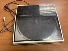 Vintage 1980s Technics SL-J2 Quartz Direct Drive Linear Tracking Turntable