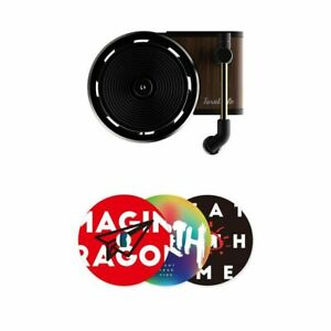 Perfume Car Record Player Aromatherapy Diffuser Car Vent Clip Fragrance
