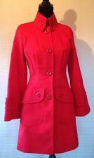 Karen Millen Women's Coat UK 10-12 Red Colour NEW