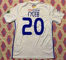 T-Shirt  match worn Italia Commissions Dynamo Kiev Original Shirt Dinamo Kiev