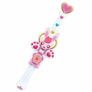 BANDAI Healin' Good PreCure Cure Touch Makeover Henshin Healing Stick Toy F/S