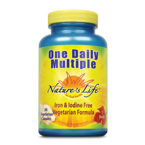 Nature's Life  One Daily Multiple   60 ct