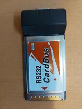 PCMCIA RS232 Adapter CardBus