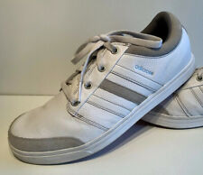 Adidas Adicross White Leather Golf Shoes Mens Size 10.5 M