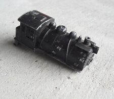 Vintage 1950s Diecast Metal 98 Locomotive Shell