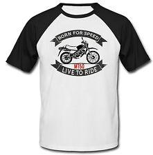 Honda MT50-Neuf Coton T-Shirt-Toutes les tailles en stock