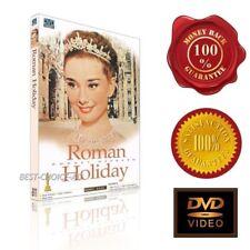 Roman Holiday - Gregory Peck - Audrey Hepburn -  (1953) - NEW DVD