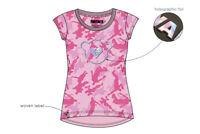 Epic Fortnite T-Shirt Top Mädchen Camouflage Rosa Creepy Bear Gr. 122-158 Neu