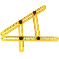 Angle-izer Multi-Angle Ruler Template Tool for Tile & Flooring Measuring Tool
