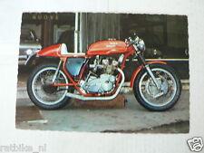 BSA ROCKET 3 750 CC 3-CYL. MOTORCYCLE MOTORRAD VINTAGE ORIGINAL POSTCARD