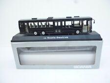 1:50 Diecast Model Scania Omnilink Bus Coatch In Black NM in Dealer Box Rare!!