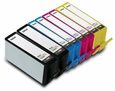 8PK Replacement HP 564XL for HP PhotoSmart 5520 6520 5510 6510 5524 6525