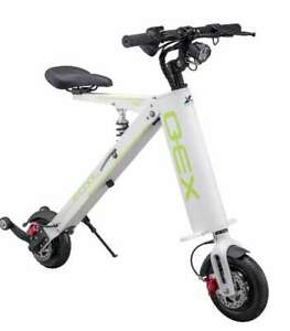 250W Foldable Electric Bike Folding Commuter Bicycle Adult Motorcycle