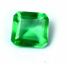 Apatite verte naturelle du brésil - 5,20 carats avec certificat