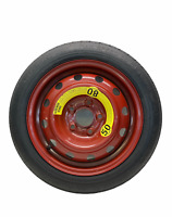 2013-2018 Hyundai Elantra Spare Tire Wheel Rim Compact Donut T125/80D15 95M OEM