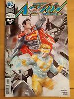 ACTION COMICS #996b Superman (2018 DC Universe Comics) ~ VF/NM Comic Book