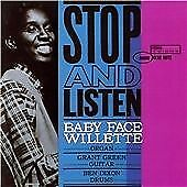 Stop And Listen, Baby Face Willette CD , New, FREE & Fast Delivery
