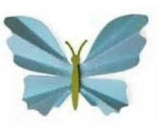 """Quickutz 4""""x4"""" Die Butterfly 1 die 3D"""