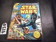 Star Wars #2 Marvel Special Edition Treasury Worn NO STOCK PHOTOS Listing B