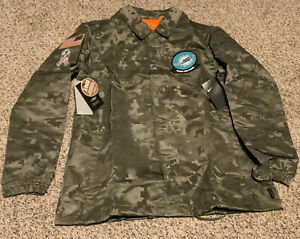 Nike Miami Dolphins 2019 Salute to Service Sideline STS Jacket Men's Sz: Large