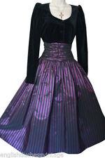 Velvet Party Vintage Dresses for Women