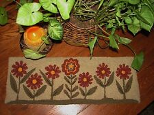 """PRIMITIVE RUG HOOKING KIT ON MONKS """"DARE TO BE DIFFERENT"""""""