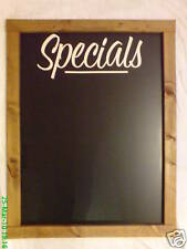 CHALKBOARD - BLACKBOARD - SPECIALS BOARD  - 800x610mm